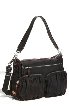 M Z Wallace 'Hayley' Nylon Handbag available at #Nordstrom  Looks like the perfect travel/everyday bag!