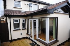 Extension, Rathfarnham | Ballyroan Developments Mid Terrace House, Extensions, Garage Doors, Outdoor Decor, Home Decor, Interior Design, Hair Extensions, Home Interior Design, Home Decoration