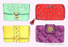 Joanna Baker - Fashion Art Design Creative Blog: Feeling Lighter...