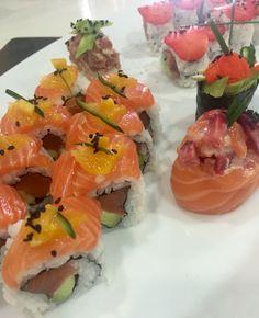 Curso profesional de sushi