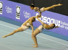 Acrobatic Gymnastic