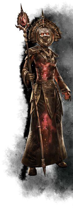 Craglorn Mage - The Elder Scrolls Online