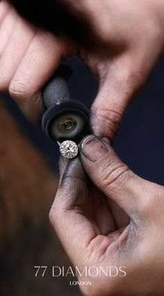 Our #rings are #handcrafted just for you. #Book in #today, to see your ring being #made.
