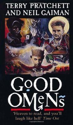 By Neil Gaiman - Good Omens (New Ed) by Neil Gaiman https://www.amazon.ca/dp/B00IBOYORW/ref=cm_sw_r_pi_dp_x_O7pkybH27FV6V