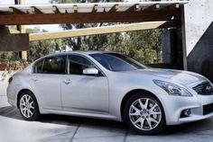 Infiniti G25 G37 Sedan Specification - http://autotras.com