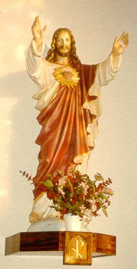 Prayer to Place Your Child into the Sacred Heart of Jesus, using the prayer of using the prayer of St. Margaret Mary Alacoque. http://gnm.org/sacred-heart-novena/