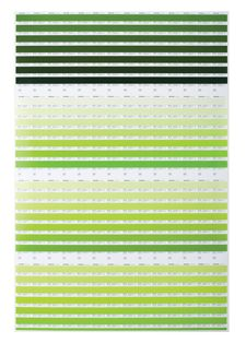 Pantone - PANTONE PRESS SHEET POSTER: Yellow/Green - in every color way, a wall of color