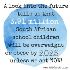 If nothing is done to prevent or manage childhood obesity, as many as 268 million school-aged children around the world will be overweight or obese by Childhood Obesity, Registered Dietitian, Meal Planning, About Me Blog, Nutrition, How To Plan, Meal Prep