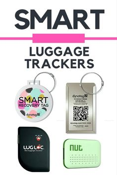 Don't let your luggage get left behind on your next flight. Compare the best smart luggage trackers on the market with this guide, packed with reviews to help you choose the right smart luggage tracker for your travel needs. Click to learn more!