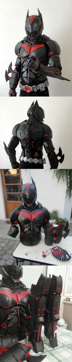 Batman Beyond Arkham Style
