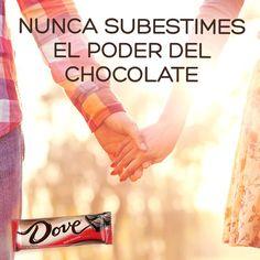 Dove Chocolate Mexico - Suavidad para compartir, disfruta Dove Chocolate