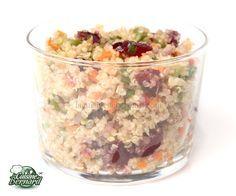 La Cuisine de Bernard: La Salade Fraîche de Quinoa aux Légumes Fresh Vegetables, Veggies, Plats Healthy, Vegetable Quinoa, Couscous, Delish, Side Dishes, Oatmeal, Salads