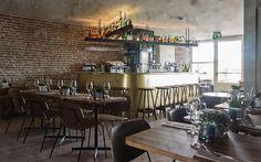Massproductions - Albert Bar Stool