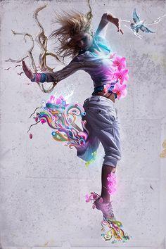41 ideas photography dance hip hop photo manipulation for 2019 Street Dance, Dance Aesthetic, Baile Hip Hop, Belly Dancing Classes, Prophetic Art, Foto Art, Dance Photos, Photoshop Design, Photoshop Projects