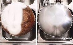 NClean Bor Katkılı Mikrofiber Sprey Temizleyici Baked Potato, Bubbles, Baking, Bathroom, Ethnic Recipes, Food, Washroom, Bakken, Full Bath