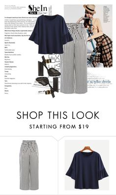 """shein"" by cica003 ❤ liked on Polyvore featuring Karen Millen and Prada"