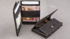 Luxury For Men - Garzini Essenziale magic wallet met geldbeugel
