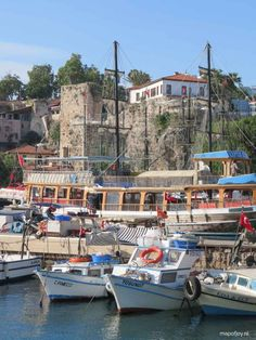 must do's in Kaleici, Antalya, Turkey - Map of Joy North Europe, Ga In, Travel Route, Travel Articles, Romantic Getaways, City Break, Antalya, Solo Travel, Outdoor Travel