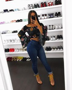 6012 Likes 41 Comments sayehfbaby on In Spring Outfits, Trendy Outfits, Girl Outfits, Cute Outfits, Fashion Outfits, Fashion Trends, Style Feminin, Teen Fashion, Womens Fashion