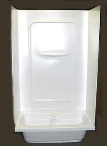 RV Shower Toilet bo Kit