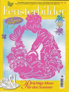 аппликация | Записи в рубрике аппликация | Дневник Юлия_Ж : LiveInternet - Российский Сервис Онлайн-Дневников Free Magazines, Magazines For Kids, Book Crafts, Diy And Crafts, Arts And Crafts, Kirigami, Paper Crafts Magazine, Cross Stitch Magazines, Paper Stars
