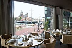 AD - Amsterdam's Best Museums, Hotels, Shops, and Restaurants - The Michelin-starred restaurant  Places