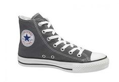 2f117e74214 Converse Chuck Taylor All Star Hi Top Charcoal Grey...or pretty much any  color