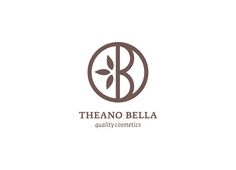 Bella Quality CosmeticsLogo, Corporate Identity & Packaging The Brief:Theano Bella is the founder and owner of Theano Bella Beauty SPA. Since she is catering to the needs of an exclusive and demanding clientele – a clientele that includes… Logo Design Tutorial, Beauty Logo, Beauty Spa, Bella Beauty, Logos, Typography Logo, Lettering, Spa Branding, Branding Design