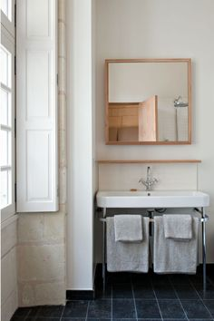 A 12th-century French abbey is transformed into a beautiful, subtle hotel - Vogue Australia