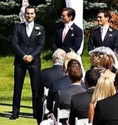 """Cavill you might have been a groomsmen at your brother's wedding but YOU are definitely the """"best man"""" there :)"""
