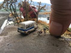 Taiwanese Artist Lives Large Dreams In Miniature Models – Design You Trust