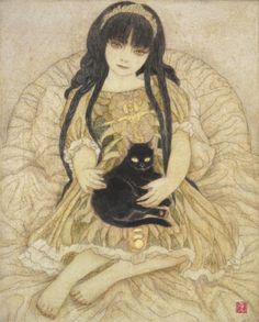 小さき者ふたり (?Two Little's), by Masaaki Sasamoto (Japanese, born in 1966), 2011