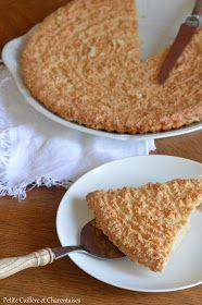 Macaroné (gâteau sans gluten) Dessert, Macarons, Biscuits, Amaretto, Bread, Cooking, Ethnic Recipes, Challenge, Food
