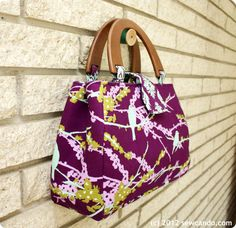 Sew Can Do: A New FREE Pattern: The Off To Market Bag