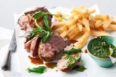 Keep it fresh with this homemade Italian style mint sauce, perfectly paired with roasted lamb.
