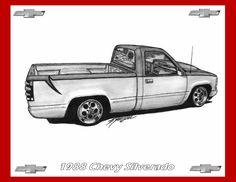 1988 Silverado
