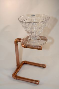 V60+Coffee+dripper+stand+and+coffee+dripper, £29.00