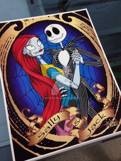 Jack and Sally by race73
