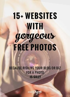 Here are the best free stock photo websites for beautiful, legal, AND free photos that won't jeopardize your blog.