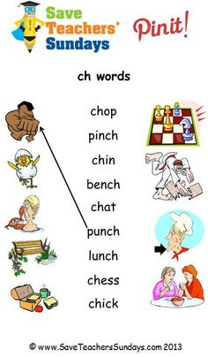 ch phonics activity - http://www.saveteacherssundays.com/phonics/year-1/154/ch…