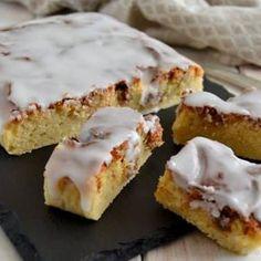 Kanelsnegle kage - nem opskrift på lækker skærekage - madenimitliv.dk