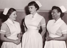 Old Nurses Uniforms