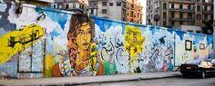 Walls of Freedom - Egypt.