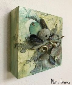 One of my passions is walking the shores looking for treasures.I then take these treasures and artfully display them on a wood base, creating little works of sea art for you to enjoy.SIZE- 5 x 5 deepThanks for looking! Sea Art, My Passion, Walking, Base, Display, Create, Wood, Decor, My Crush