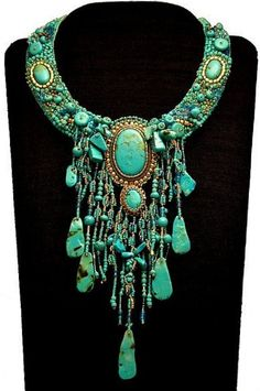 turquoise by Katherine Farmer