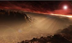 Origin of life; Life on earth 'began on Mars'  / Geochemist argues that seeds of life originated on Mars and were blasted to Earth by meteorites or volcanoes