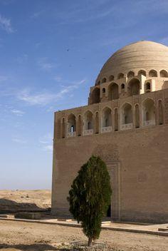 Mausoleum of Sultan Sanjar, Bayramaly, Turkmenistan
