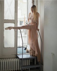 Isabella Boylston. photo by Karolina Kuras