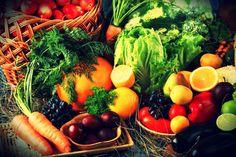 Comida Orgánica; Una Alimentación Sin Químicos.