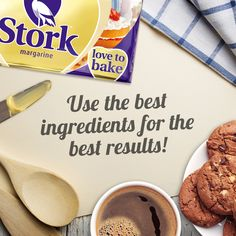 We know that the best ingredient for baking is Stork Bake Margarine! What will you be baking this week? The Joy Of Baking, Stork, Funny Quotes, Good Things, Funny Phrases, Funny Qoutes, Rumi Quotes, Hilarious Quotes, Humorous Quotes